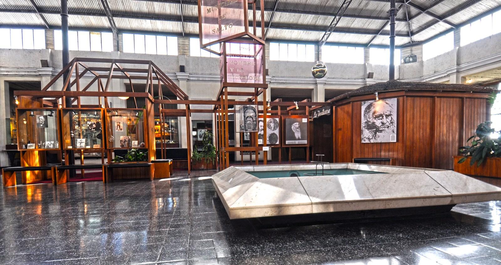 Intendencia De Salto Sitios De Interes # Muebles Rolando Herrera