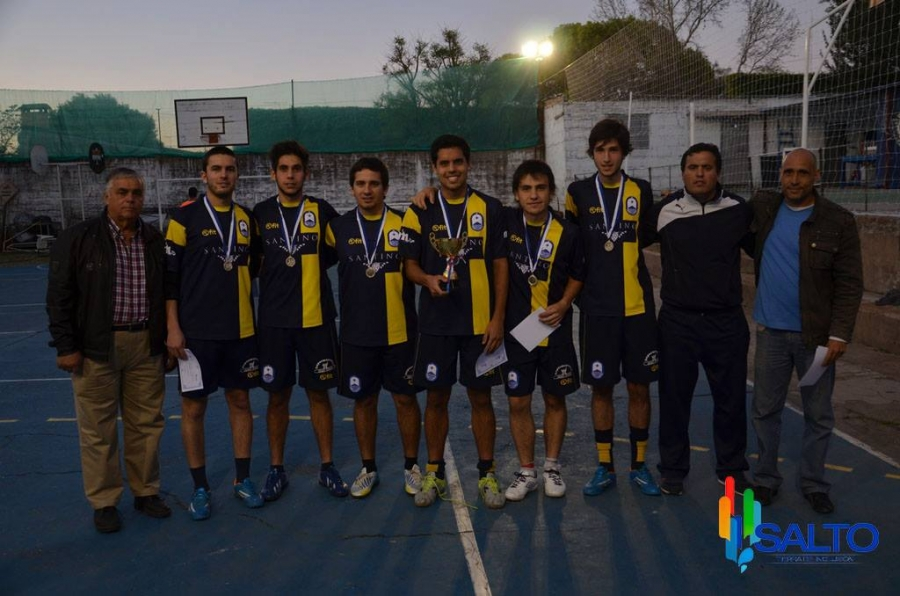 Intendencia de Salto - Final del Torneo Universitario de Fútbol 5 en ... 7f01632f6805a